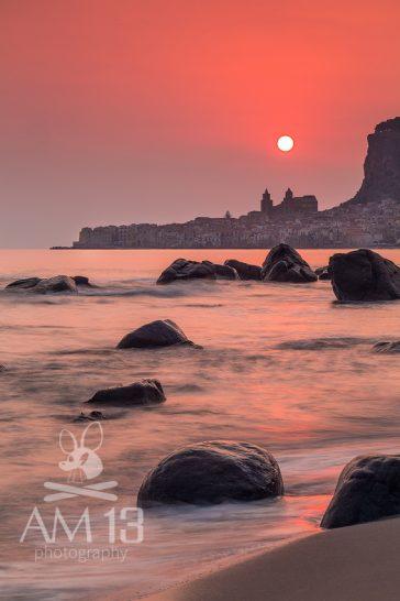 Cefalù – Sicília / Liparské (Eolské) ostrovy