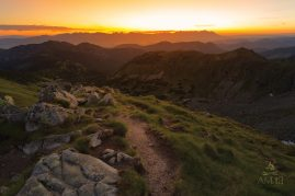 ráno v Nízkych Tatrách