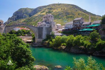 Mostar – mesto na Neretve poznačené občianskou vojnou