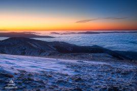 Rána na horách sú neopakovateľné. -Nízke Tatry-