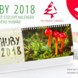Kalendár HUBY 2018