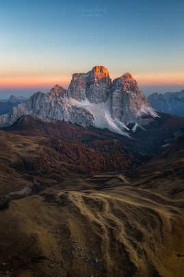 Monte Pelmo (3 168 m)