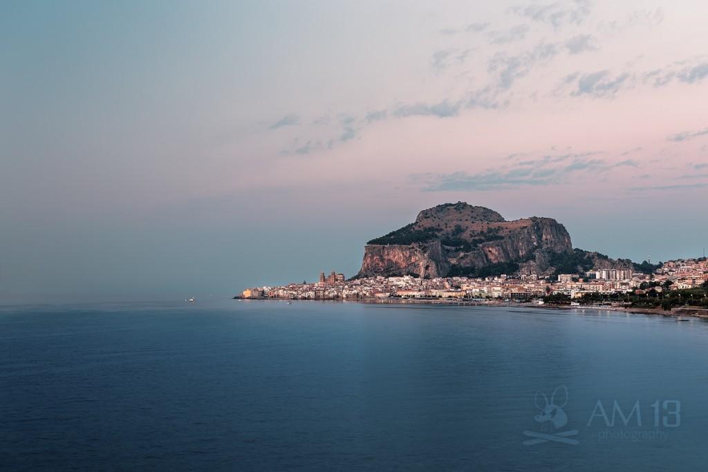 Cefalú, Sicília