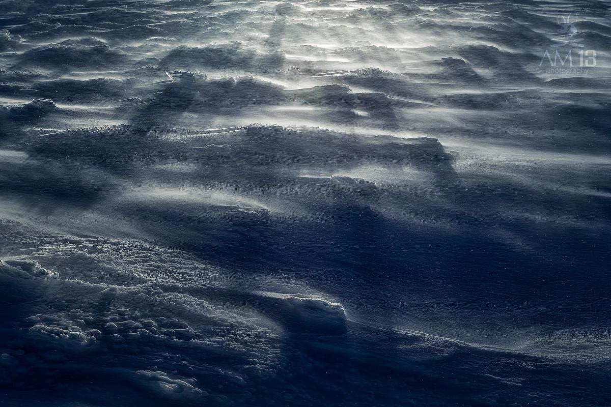 Fujavica (snow storm)