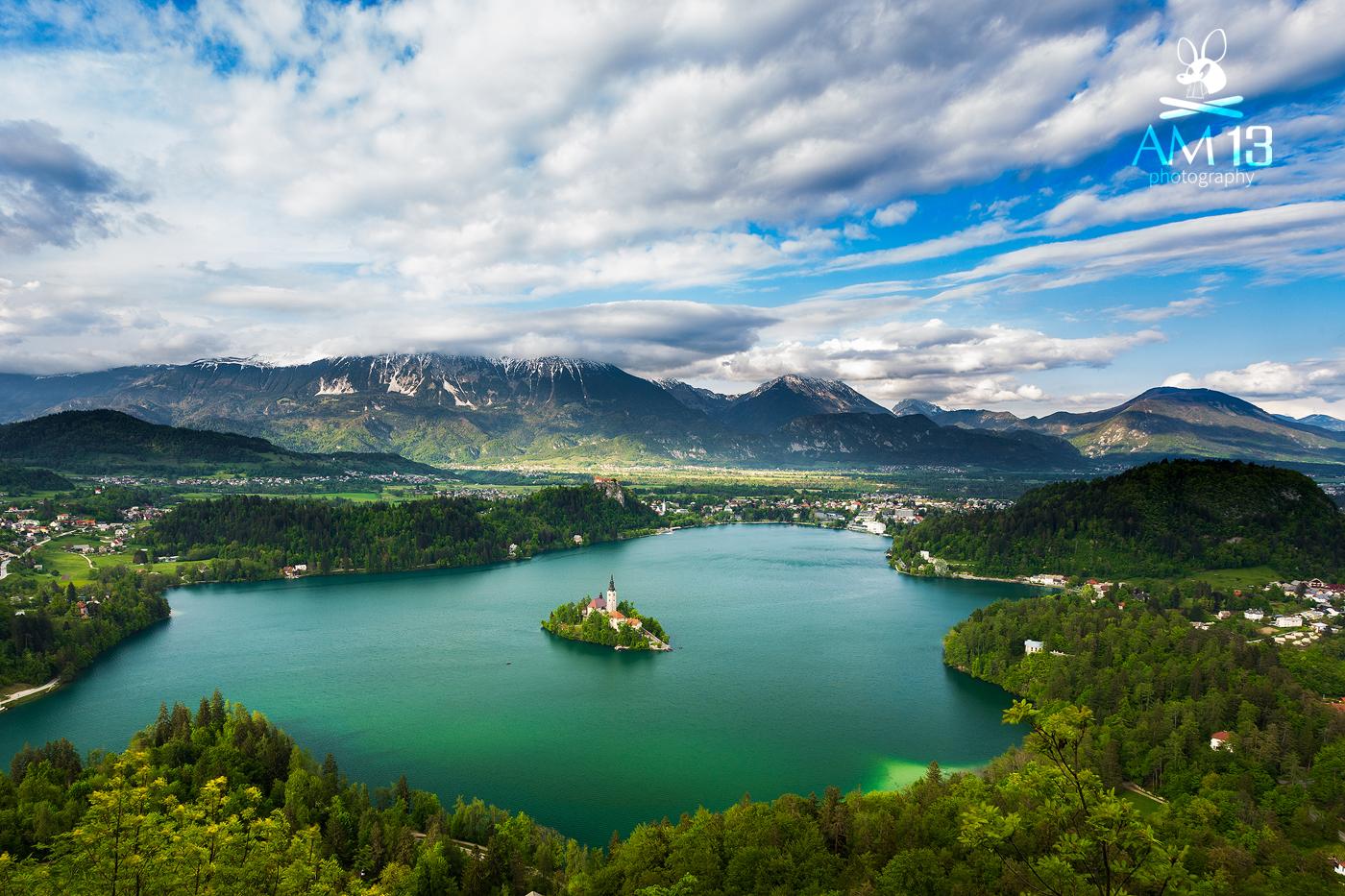 Bled, Slovinsko
