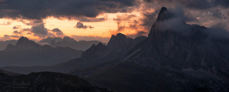Passo di Giau and La Gusella | Dolomites | Italy