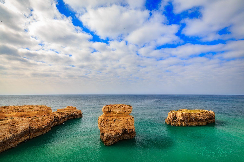 Ponta Grande cliff