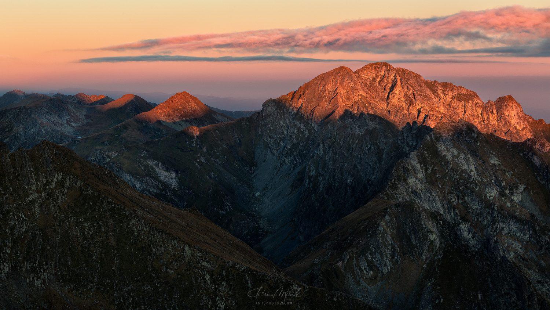 Vanatarea lui Buteanu | Fagaras | Romania