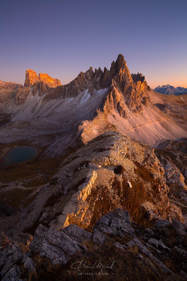 Monte Paterno | Dolomity | Taliansko