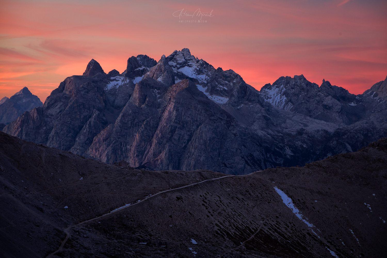 CIMON DEL FROPPA (2,932m) DOLOMITES | ITALY