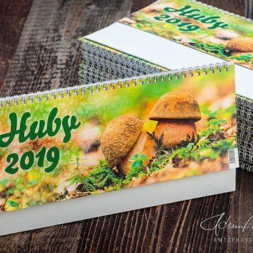 kalendar huby 2019