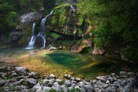 Waterfall Virje   Slovenia️