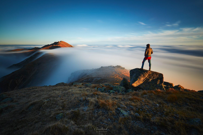 Človek a hory