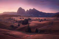 Alpe di Siusi, Dolomittes