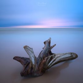 Baltic sea - long exposure