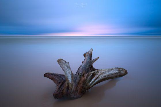 Baltic sea - long exposure