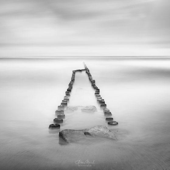 Baltic sea - wave breaker