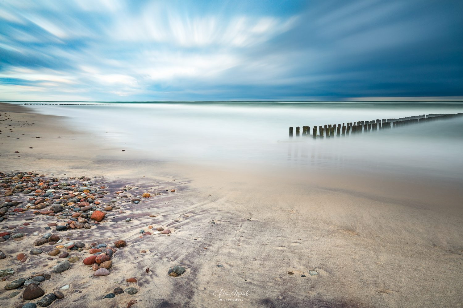 Baltic sea | Long exposure