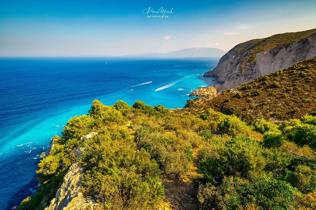 Sever ostrova Zakynthos