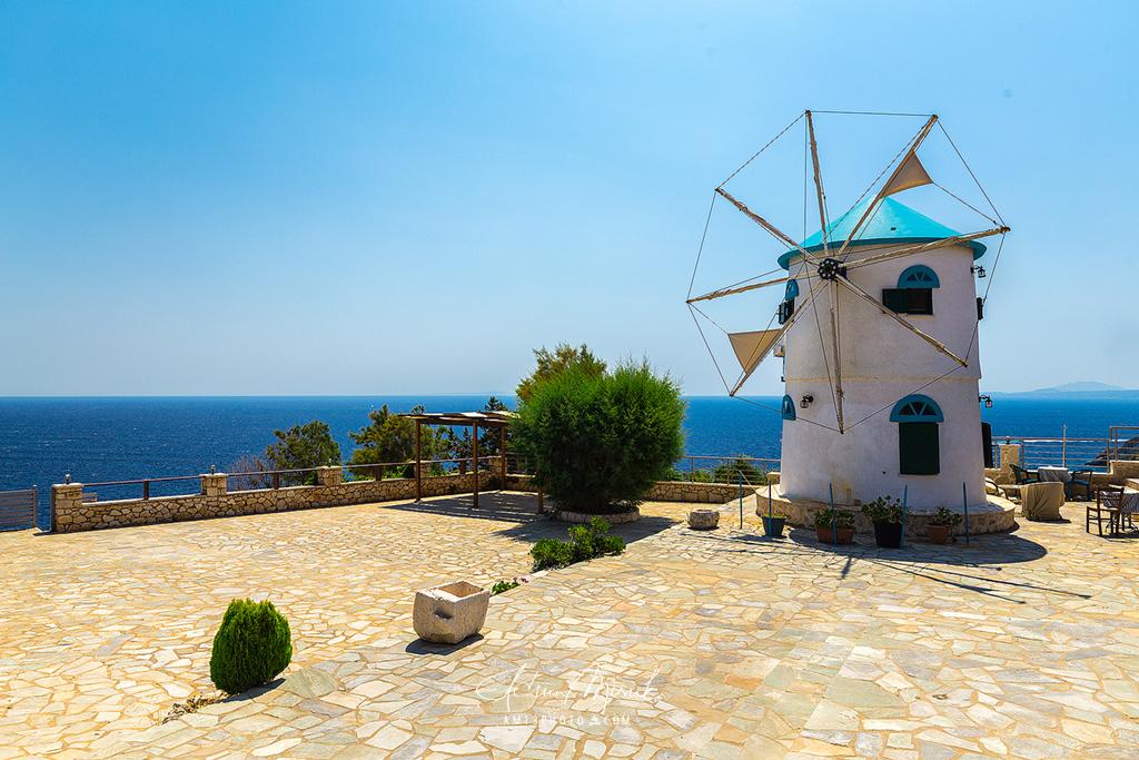 Potamitis windmill